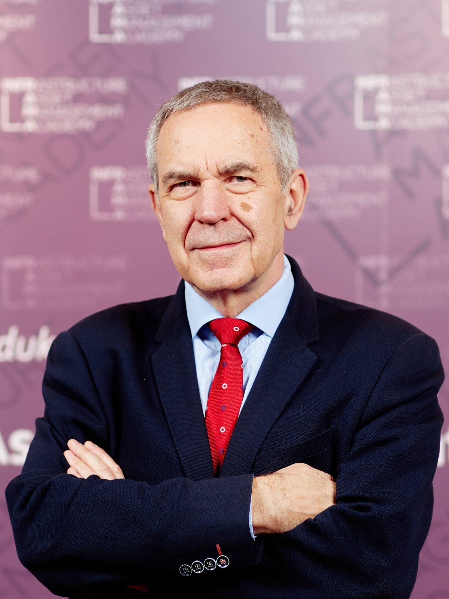 dr Sławomir Heller INFRAMA expert