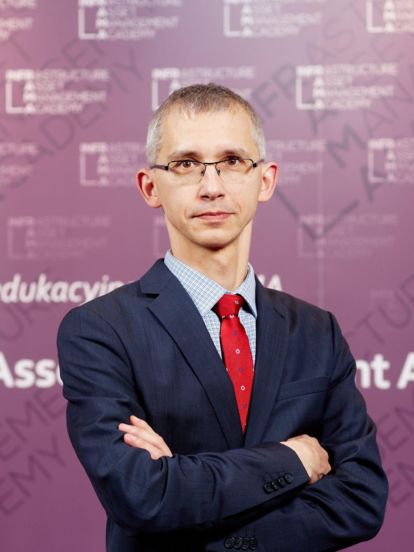Tomasz Wojsz INFRAMA expert