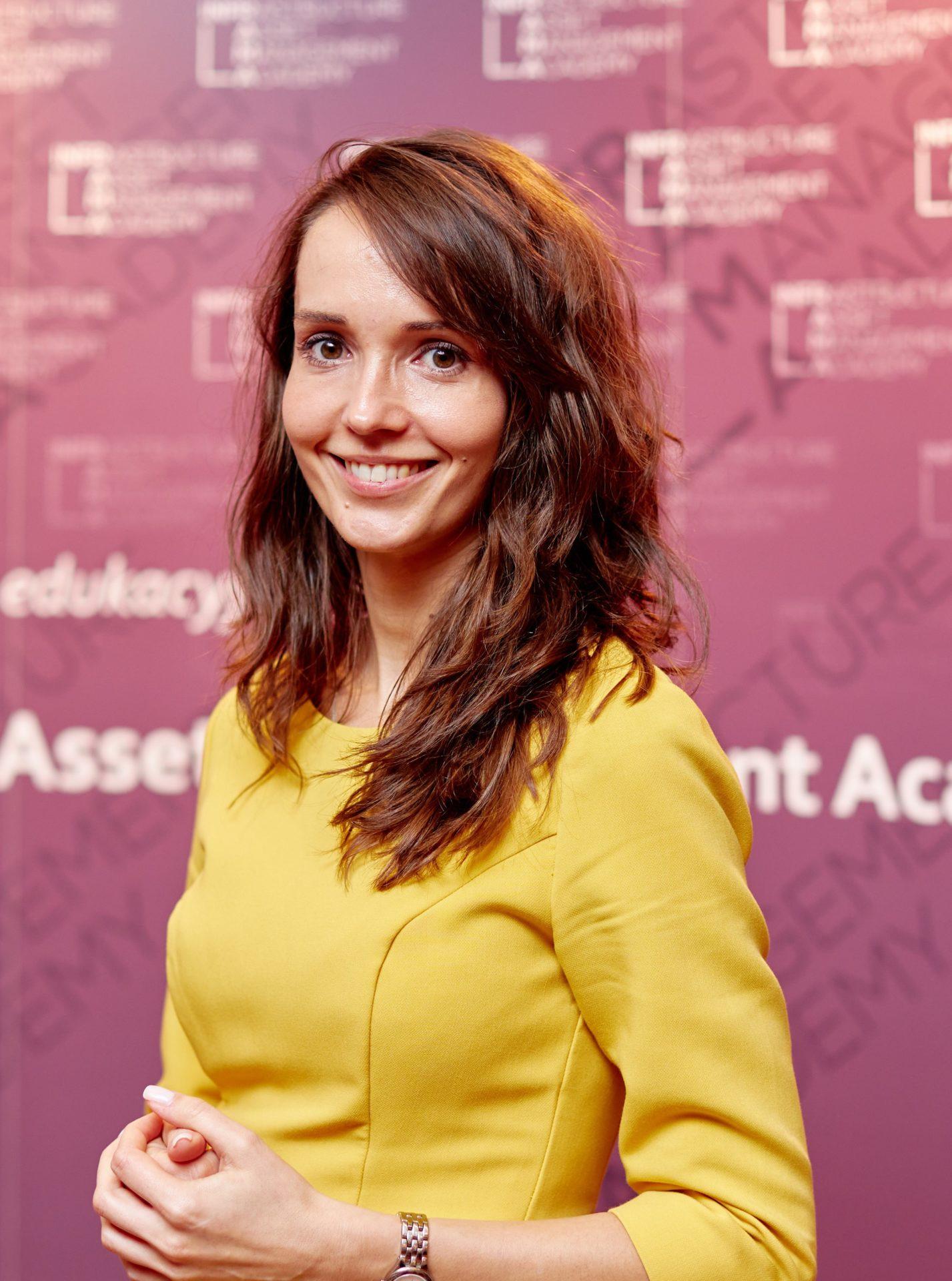 Agata Ciołkosz-Styk INFRAMA expert