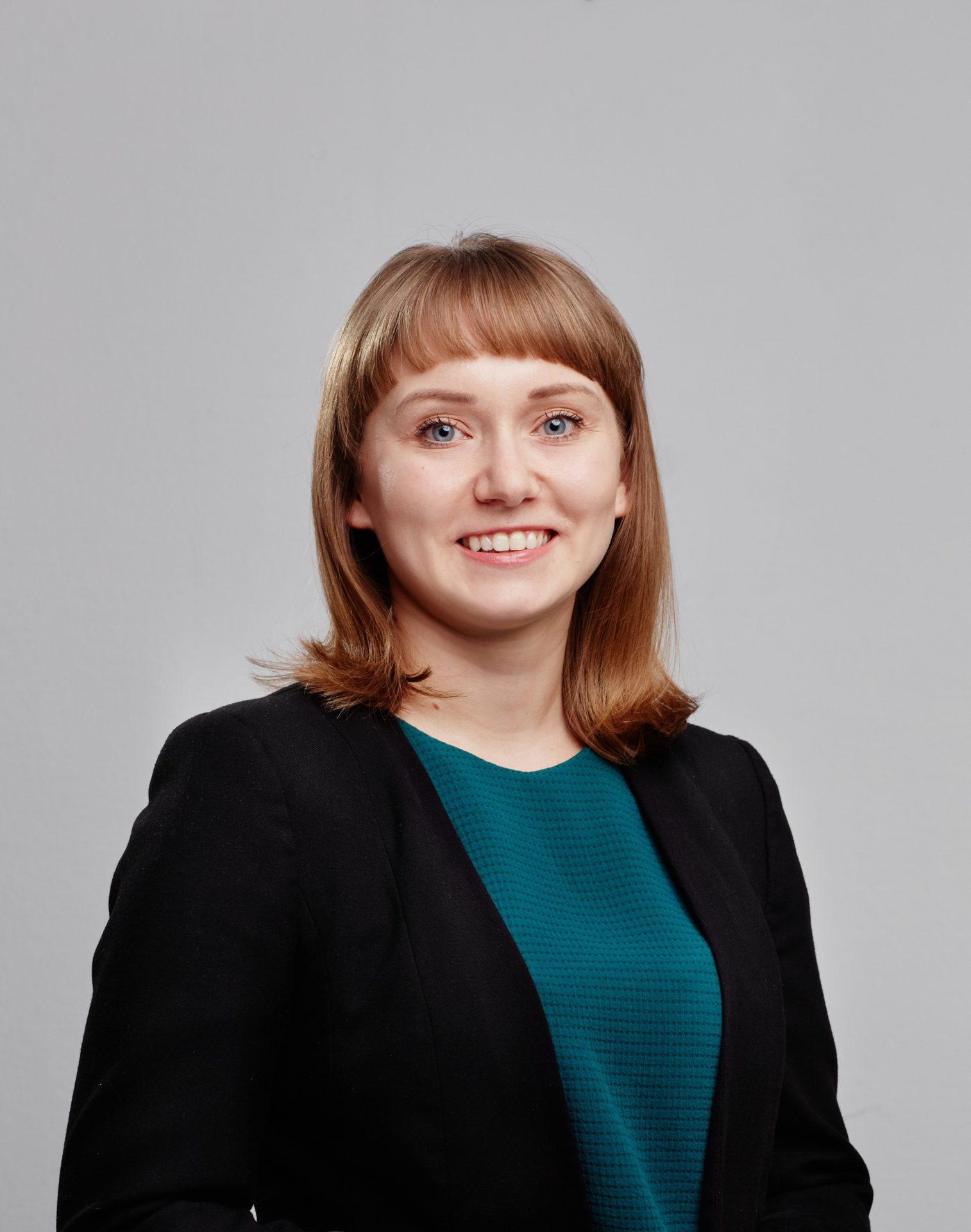 Paulina Brzezińska INFRAMA expert